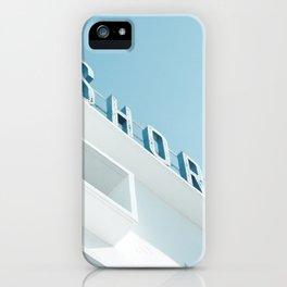 Art Deco Miami Beach #1 iPhone Case