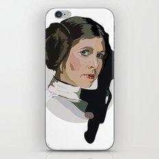 Princess Leia iPhone & iPod Skin