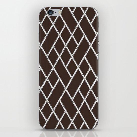 Trellis iPhone & iPod Skin