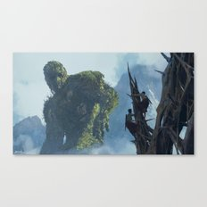 Forest Giant Canvas Print