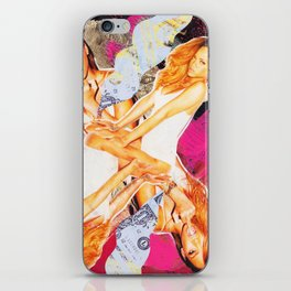 Rihanna iPhone Skin