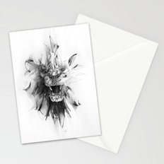 STONE LION Stationery Cards