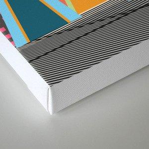 Neon Lights  Canvas Print