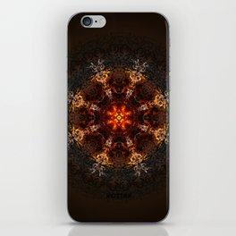 caleidoscope koztar iPhone Skin