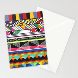Colorful Vibe Stationery Cards