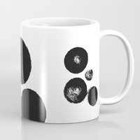 popart Mugs featuring Popart No.1 by HelgaTheodors