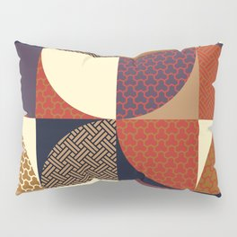 Japanese Patterns 04v Pillow Sham
