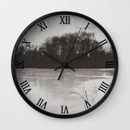IceLake Wall Clock