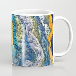 Circle Mint - FELT Expressions Coffee Mug