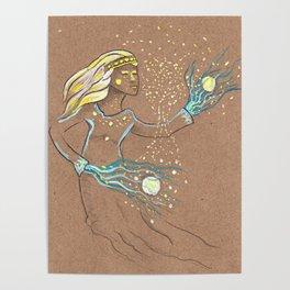 Star Girl Poster