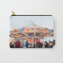 Carousel Souvenirs Carry-All Pouch