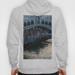 Postcards from Venice Hoody