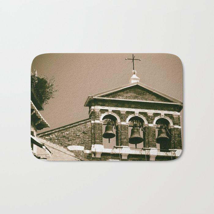 Church bells Bath Mat