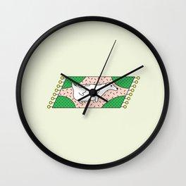 Fat Russell Wall Clock