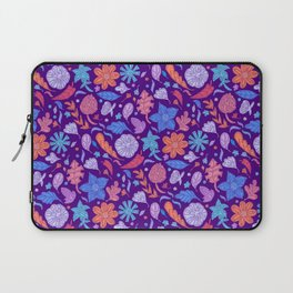 Floral magic Laptop Sleeve
