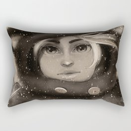 The Huntress Rectangular Pillow