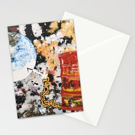 PlaNet OiL Stationery Cards