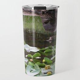 Lilypad Lake Travel Mug