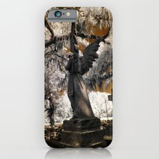 Cemetery Infrared iPhone 6 Slim Case