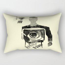 HYPODERMIC NEEDLE THEORY Rectangular Pillow