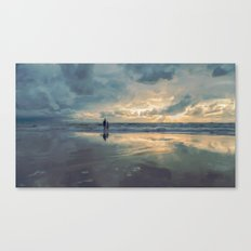 The cape of storms Canvas Print