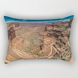 Canyonlands National Park Rectangular Pillow
