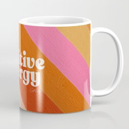 Positive Energy Sphere – Retro Coffee Mug