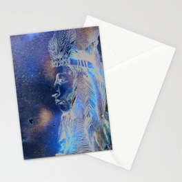 Red Indian Stationery Cards