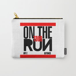 beyoncee jaz on the run Carry-All Pouch