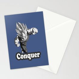 Conquer Stationery Cards