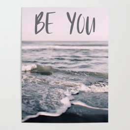 Be You (Waves) Poster