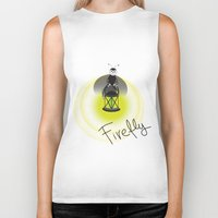 firefly Biker Tanks featuring Firefly by Tink.hr