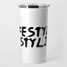 Lifestyle No Stylist Travel Mug