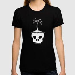 Skull Island – Black T-shirt