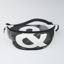 Ampersand Paint Fanny Pack