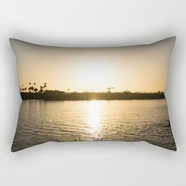 Beach View Rectangular Pillow