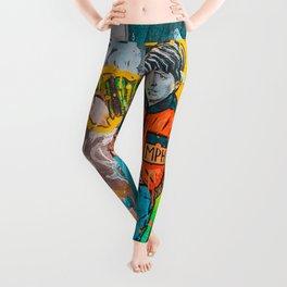 ContrastArt Leggings