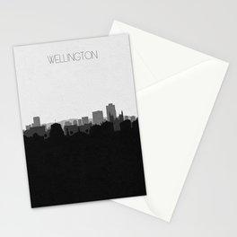 City Skylines: Wellington Stationery Cards