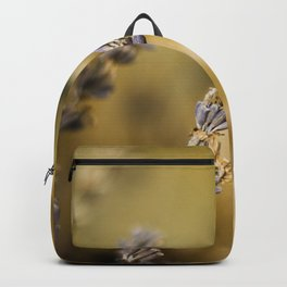 dry flower and plants Backpack