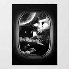 Intruder Canvas Print