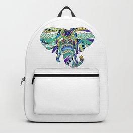 Éléphant royal Backpack