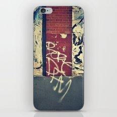 Urban Jungle iPhone & iPod Skin