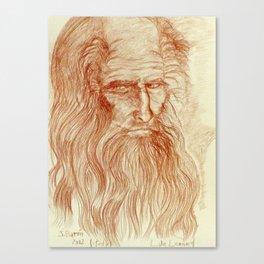 Like Leo by J. Baron Canvas Print