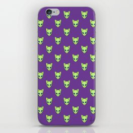 Aliencat iPhone Skin