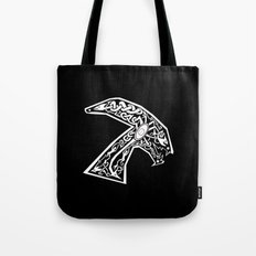 Celtic xenomorph Tote Bag