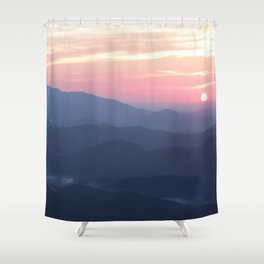 Pretty Place Series No 7 Shower Curtain