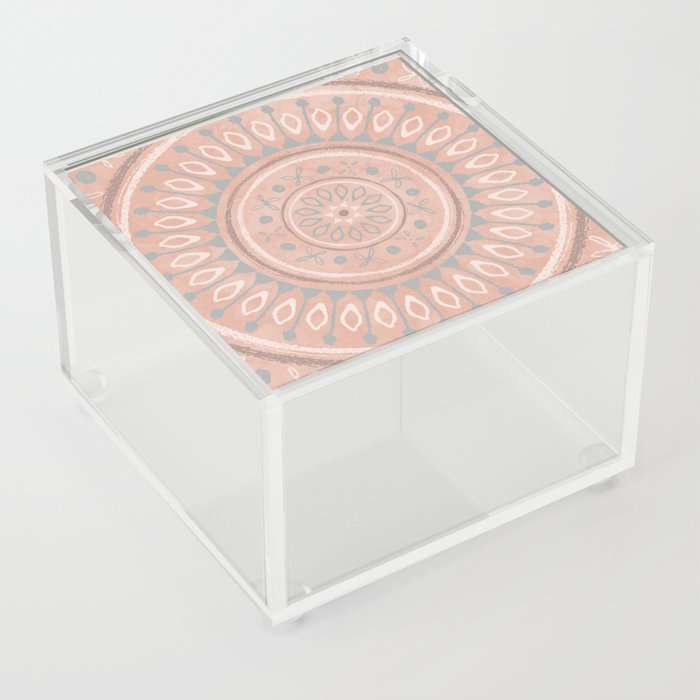 """""""Astral Lullaby"""" in Pink Acrylic Box"""