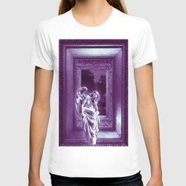 Angel of Bristol (Purple) T-shirt