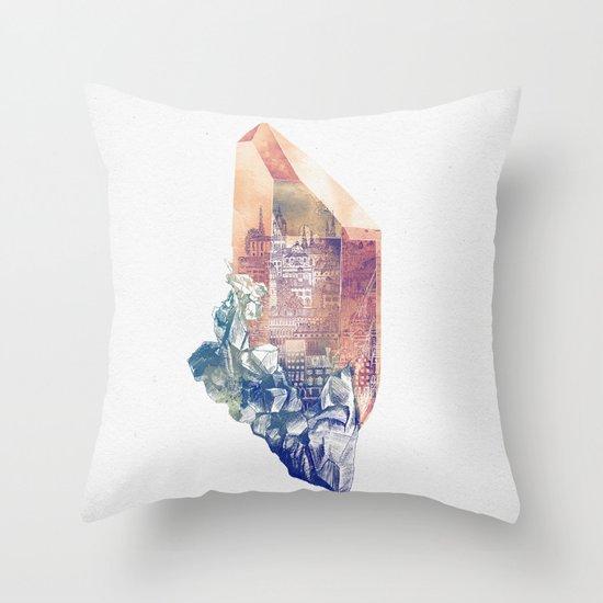 Byzantium Throw Pillow