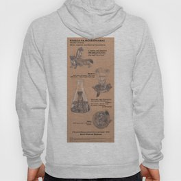 Stoats as Measurement Hoody